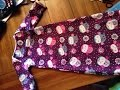 Baby sleeper gown tutorial! Free pattern
