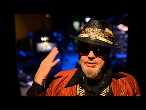 Dr. John Interview at UConn