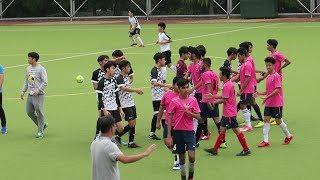地利亞bw vs 慕光 2017 11 27 d3k1學界足球甲組四強 精華