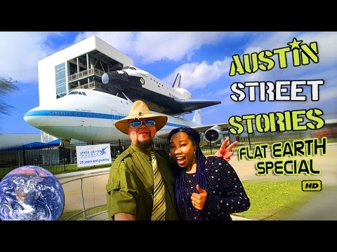 Flat Earth Theory Explained at NASA by Austin Street Stories thumbnail