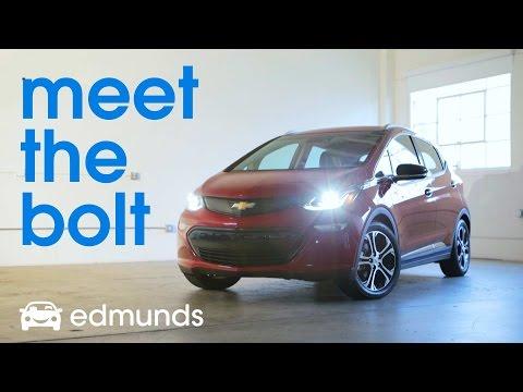 2017 Chevrolet Bolt: Long-Term Vehicle Test Intro | Edmunds