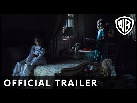 Annabelle: Creation - Official Trailer - Warner Bros. UK