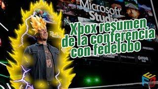 Resumen Conferencia XBOX E3 2018 #E3FEDELOBO