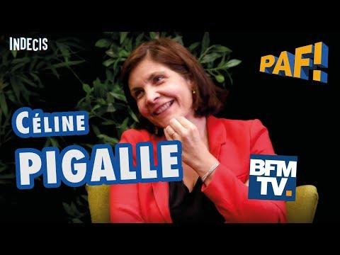 PAF! CÉLINE PIGALLE - BFM TV