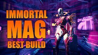 [WARFRAME] Immortal Mag Build - Best Mag Build 2019