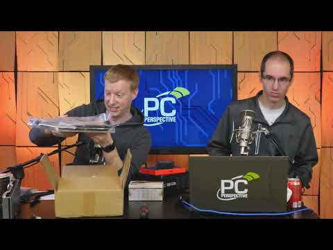 Ken and Allyn (eventually) build the Geeek A50 ITX chassis - YouTube