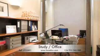 Luxury Renovated Apartment For Sale In The Old Town, Barcelona | Lfs2601