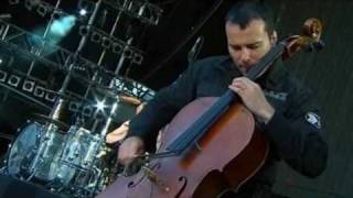 Apocalyptica - Overkill [ Extreme Windmill Headbanging Included]