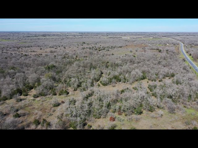Cal Maine Rd 57 Acres of Land For Sale in Flatonia TX