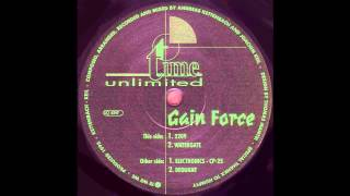 Gain Force - Electronics (CP-25) (Acid Techno 1992)
