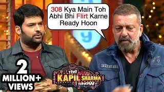 Sanjay Dutt Wants More Than 308 Girlfriends Cheating In Exams  The Kapil Sharma Show  Panipat Spl