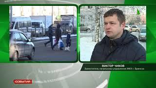 Расширение проспекта Московского 30.11.18