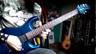Music Man John Petrucci shred guitar sound test - Neogeofanatic (HD)