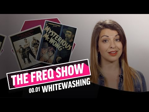 The FREQ Show: 00.01 Whitewashing