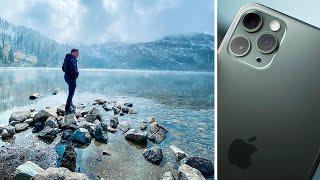 iPhone 11 Pro | Perfect Minimalist Travel Vlog Camera?