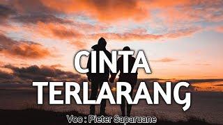 WAJIB DENGAR!!!  LAGU AMBON TERBARU 2019 PIETER SAPARUANE - CINTA TERLARANG