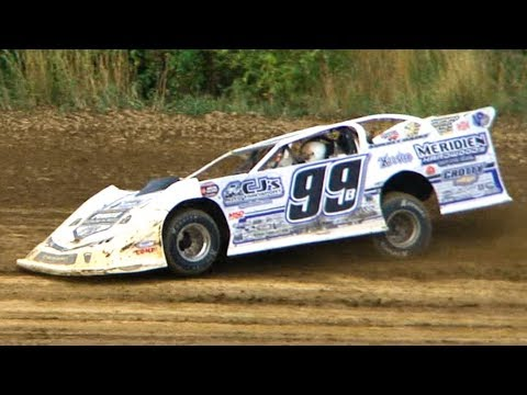 ULMS Super Late Model Qualifying | Genesee Speedway | 8-10-19