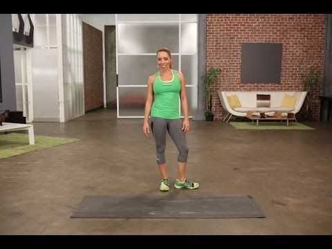 Beginner Warmup Workout Routine (Easy To Do At Home)