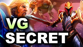 SECRET vs Vici Gaming - DAY 1 Winners FIGHT! - PW Masters DOTA 2
