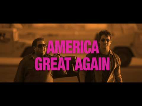 I Have to Go First, I'm Americ is listed (or ranked) 4 on the list War Dogs Movie Quotes