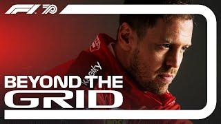 Sebastian Vettel Exclusive Interview | Beyond The Grid | F1 Official Podcast