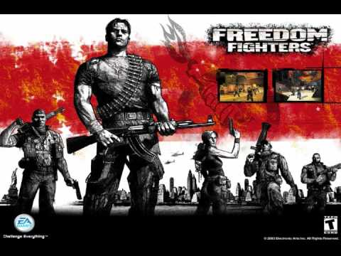 Freedom Fighters [Music] - Rebel Base