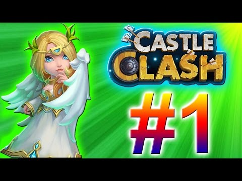 Castle Clash F2P Episode 1!!!