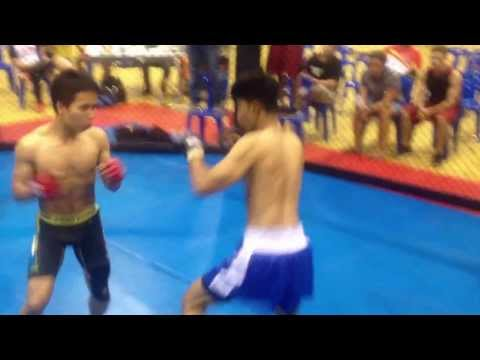 Naksu AoHonest   War in the cage 5