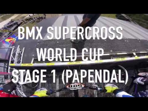 BMX Supercross Stage 1 (Papendal) - Renato Rezende #500