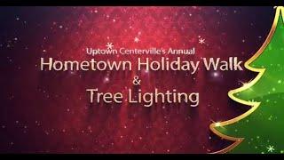 Uptown Centerville Holiday Walk Promo