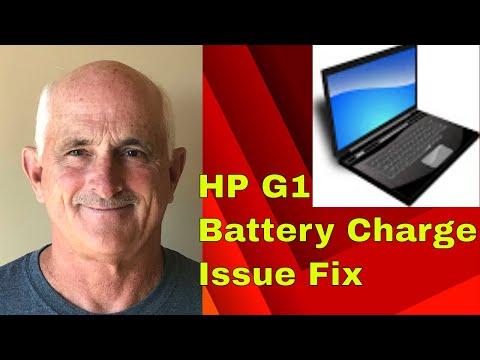 HP G1 820 Battery Fix Elitebook
