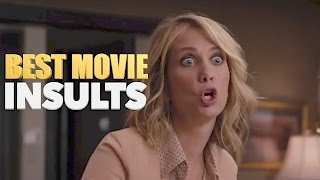 The Greatest Movie Scene INSULTS & COMEBACKS - Movie Insults Compilation