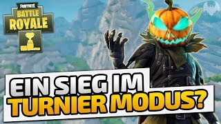 Ein Sieg im Turnier Modus? - ♠ Fortnite Battle Royale Alpha Turnier #001 ♠ - Deutsch German