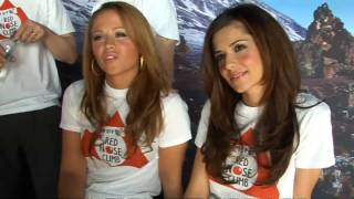 Cheryl Cole gives first interview since split
