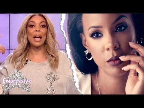 "Wendy Williams shades Kelly Rowland: ""You're just a professional socialite"" YIKES!"