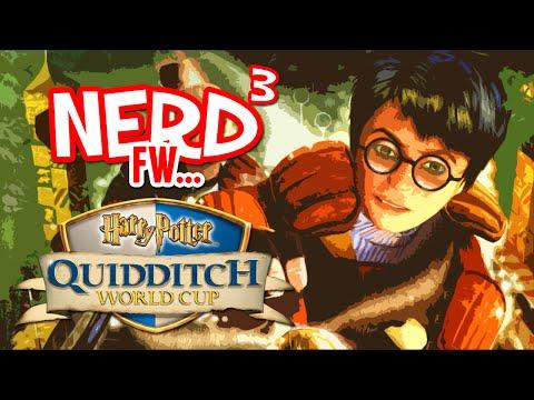 Nerd³ FW  Harry Potter: Quidditch World Cup