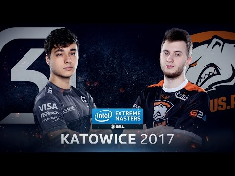 CS:GO - SK vs. VP [Inferno] - Group B - IEM Katowice 2017
