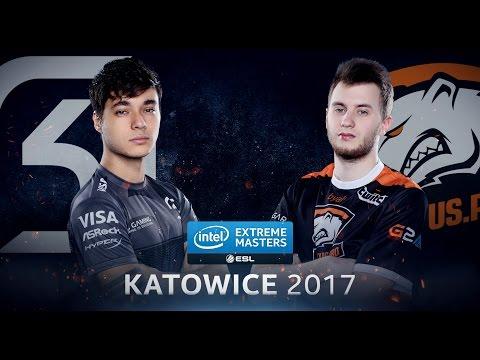 CS:GO - SK Vs. VP [Inferno] - Group B - IEM Katowice 2017