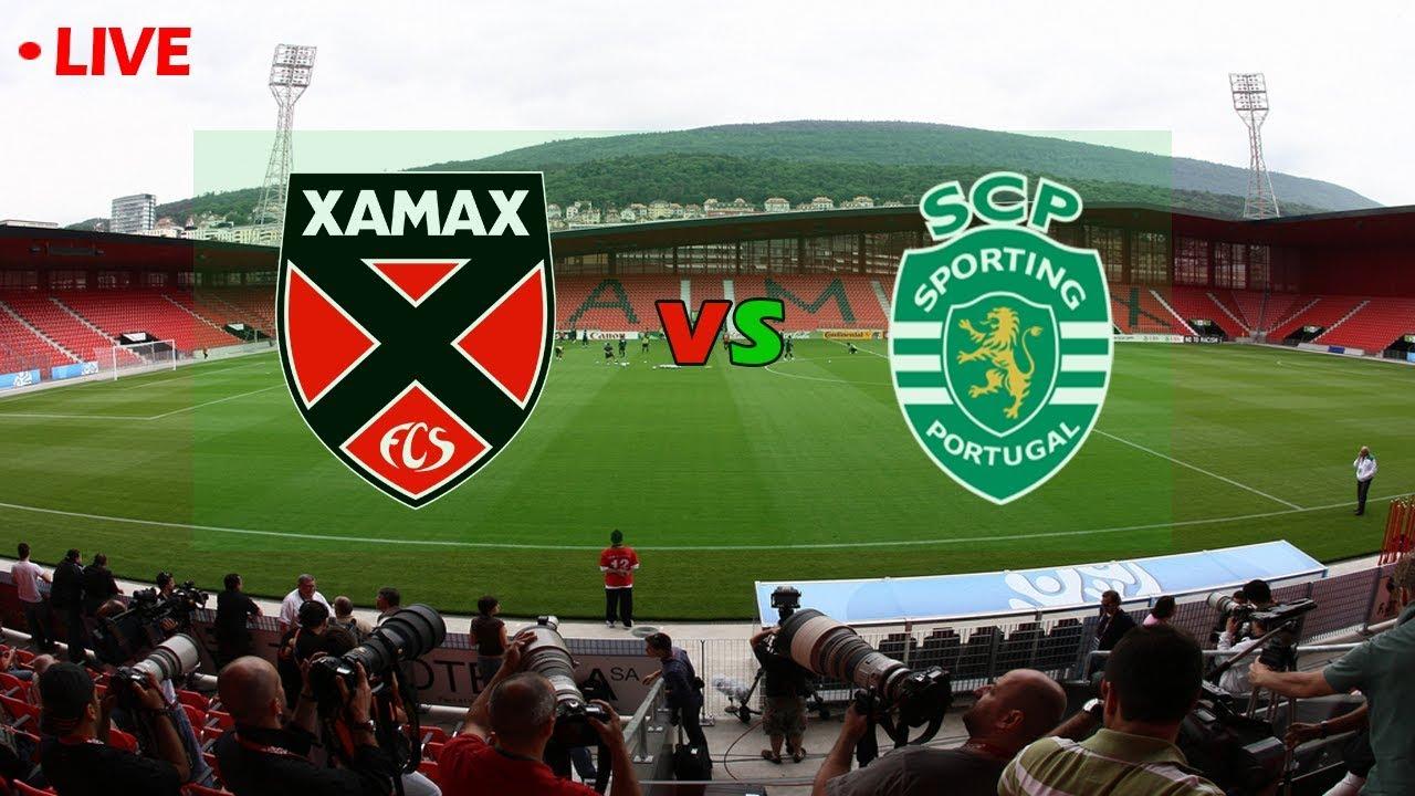 Live Neuchatel Xamax Fcs Vs Sporting Cp Jogo Amigavel Pre Epoca