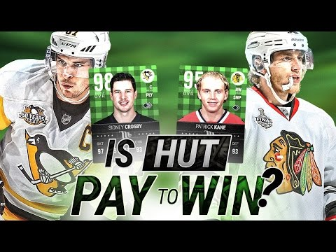 NHL 17 - Is HUT Pay To Win?