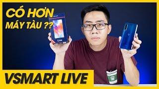 Hiệu năng Vsmart Live: Có hơn máy Tàu?!!