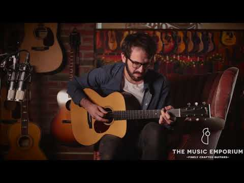 Collings OM1JL Julian Lage Signature Model @ The Music Emporium