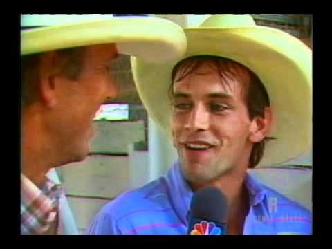 Lane Frost Tribute by George Michael Sports Machine