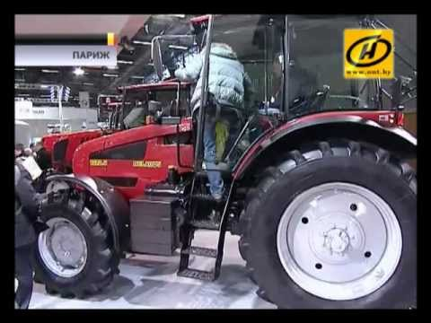 Обзор Трактора Беларус 2022.3 - YouTube
