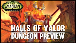 Halls of Valor - Legion Beta - FATBOSS