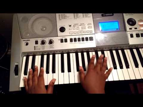 How to play Trouble Don't Last Always by Timothy Wright on piano