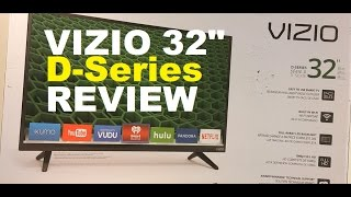 Vizio D32 Review
