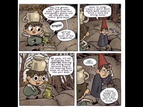 over the garden wall comic dubs - Over The Garden Wall Comic