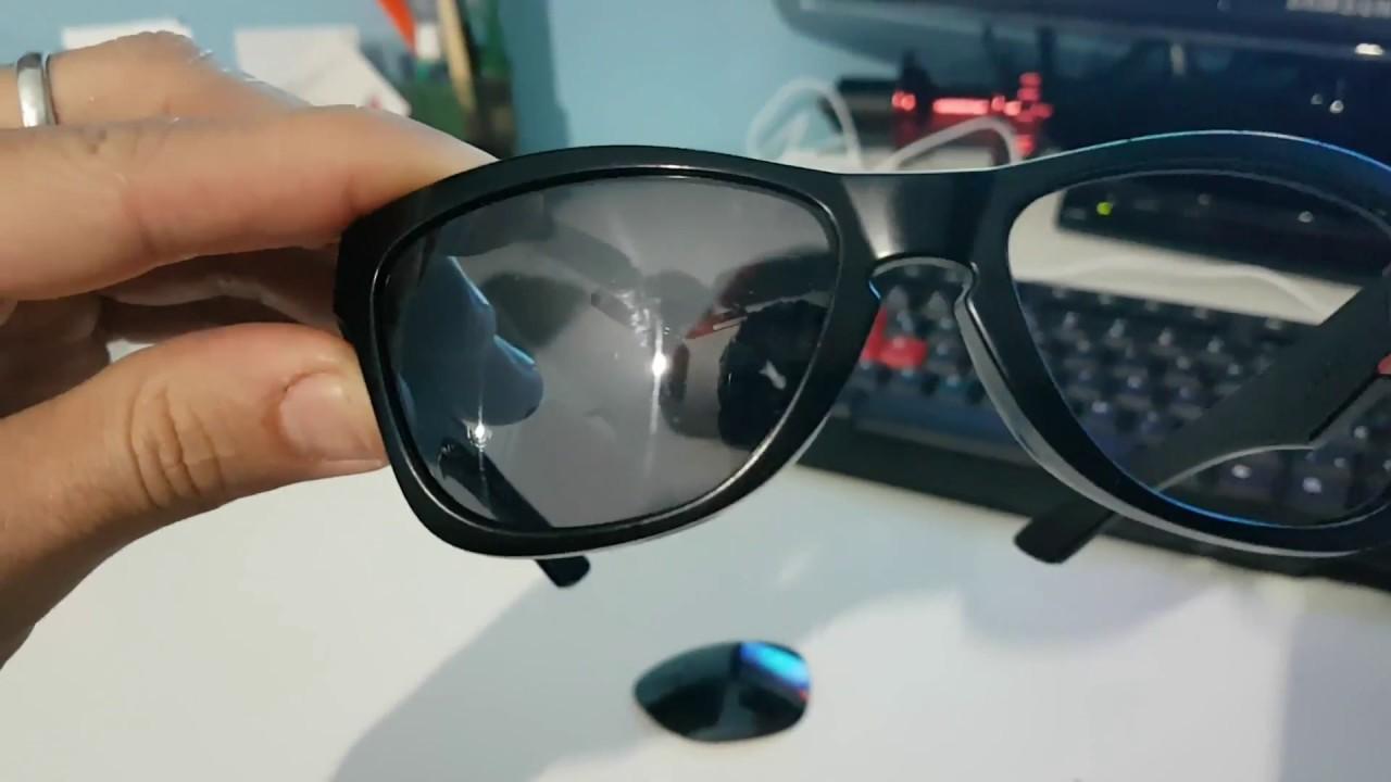 lente ray ban soltou