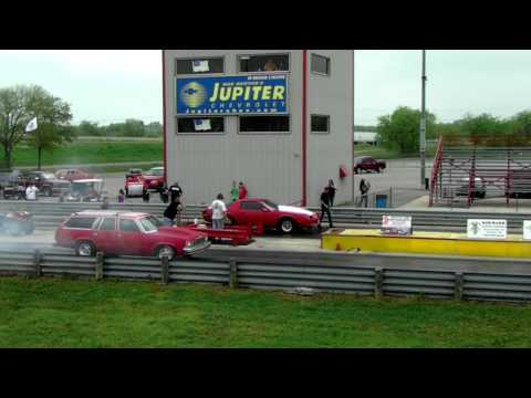 Redline Raceway Street/Outlaw Competition 2012